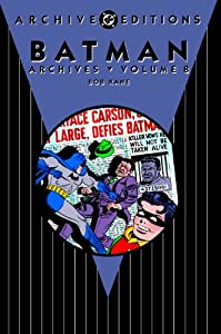 Batman The Dark Knight Archives Vol 8 at Gotham City Store
