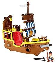 Fisher-Price Jake and The Neverland Pirates - Jake's Pirate Adventure Bucky