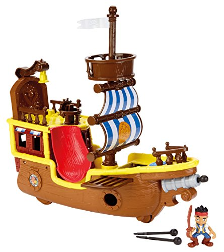 Fisher-Price Jake and The Neverland Pirates - Jake's Pirate Adventure Bucky - 1