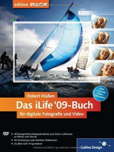 Das iLife-Buch f�r digitale Fotografie und Video