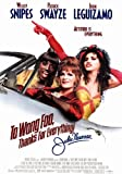 To Wong Foo, Thanks for Everything, Julie Newmar 11x17 Inch (28 x 44 cm) Movie Poster