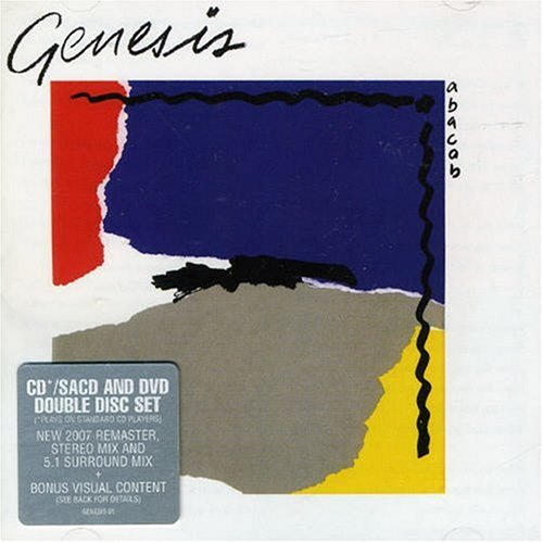 Genesis - Abacab (Remastered / Hybrid-SACD + DVD) - Zortam Music