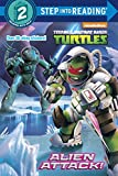 img - for Alien Attack! (Teenage Mutant Ninja Turtles) (Step into Reading) book / textbook / text book