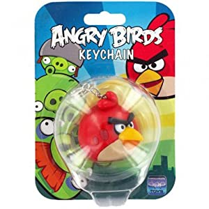Angry Birds - Schlüsselanhänger Red Bird (in -)