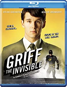 Griff the Invisible [Blu-ray]