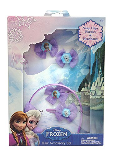 Frozen Hair Accessories Set
