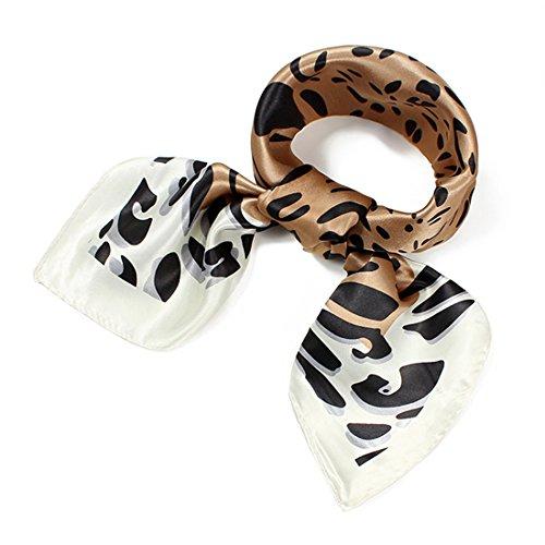 DG-Fashion-2016-Square-Scarf-Silk-Like-Leopard-Print-Five-Colors-Available-Multiuse-60cm60cm