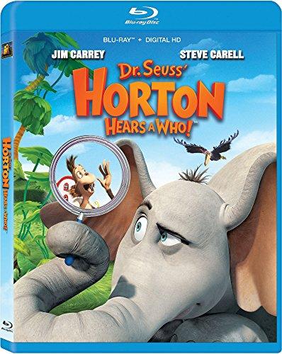 Horton Hears A Who Blu-ray