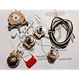 Deluxe Wiring Kit for Fender® Strat® - .047@400V 716P Orange Drop Cap - Stratocaster®