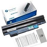 Goingpower Battery for ACER Aspire One 522 AO522 AOD255 AOD255E AOD260 D255 D260 722 d257 P0VE6 PAV70 NAV70 D255E Gateway LT23 LT25 - 18 Months Warranty [li-ion 6-cell 4400MAH] (Tamaño: 6 Cell)
