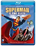Cover art for  Superman vs The Elite [Blu-ray]