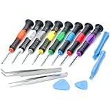 New 14 In 1 Basic Repair Opening Tool Kit Screwdrivers For Iphone 3,4,4s,5,5s,6 Mobile By Buyyart