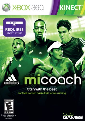 miCoach Kinect