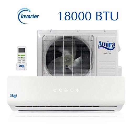 18000 btu mini split air conditioner 1 5 ton ductless for 18000 btu window air