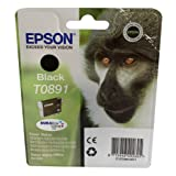 Epson T0891 Cartouche d&#39;encre d&#39;origine 1 x noir 180 pagespar Epson