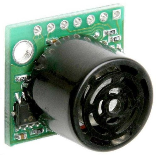 Ultrasonic Range Finder - Maxbotix LV-EZ0