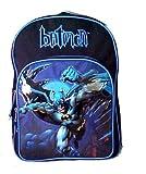 Warner Bros Batman Backpack - Boy's School Bag