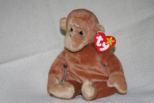 BONGO the Monkey - Ty Teenie Beanie Babies - 1