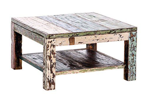 Couchtisch aus recyceltem holz com forafrica for Couchtisch holz 80x80