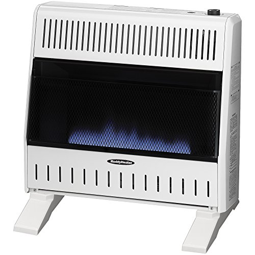 SureFire GWH30BFNG 30000 BTU Blue Flame Garage Wall Heater, Natural Gas