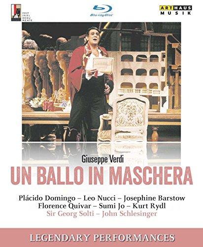 Verdi: Un ballo in maschera (Legendary Performances) [DVD] [Blu-ray]
