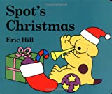 Spots Christmas board book