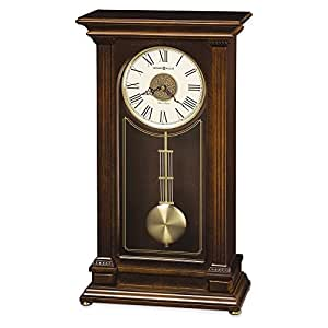 .com: Stafford Cherry Finish Chiming Mantel Clock: Other: Jewelry