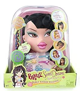 Bratz Sweet Dreamz Funky Fashion Makeover - Kumi: Amazon