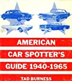 American car spotter's guide, 1940-1965