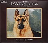 img - for The Lang Love of Dogs 2015 Calendar book / textbook / text book