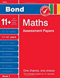David Clemson Bond Maths Assessment Papers 11+-12+ years Book 2