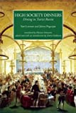 img - for [ High Society Dinners BY Lotman, Yuri ( Author ) ] { Hardcover } 2014 book / textbook / text book
