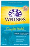 Wellness Complete Health Natural Dry Dog Food, Whitefish & Sweet Potato Recipe, 15-Pound Bag
