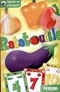 Tilsit - EJCRATAT - Jeu de cartes - Ratatouille