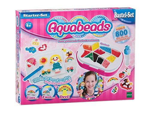 Aquabeads Starter Set 800 Perlen