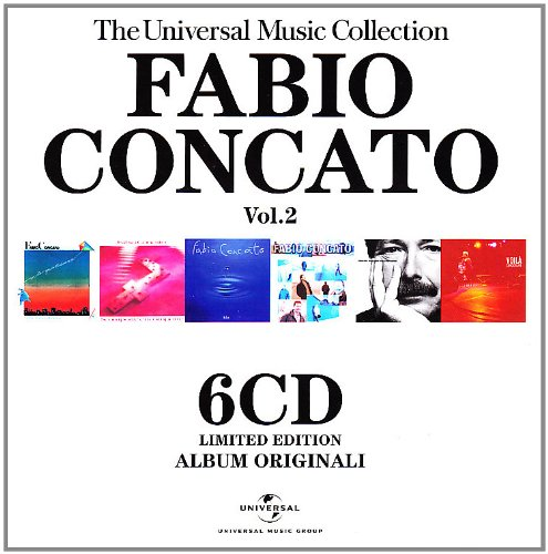 Fabio Concato - Universal Music Collection 2 - Zortam Music