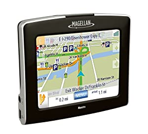 Magellan Maestro 3210 Portable GPS Navigator-3.5-Inch