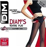 Dim Diam's Ventre Plat - Collants - Uni - 25 deniers - Femme - Noir - 2