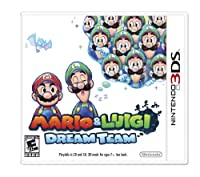 Mario and Luigi: Dream Team by Nintendo