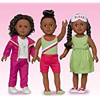 My Life As Doll Clothes18 Inch Doll Outfit 3 Outfits For A Sports Filled Day Fits American Girl, Our Generation