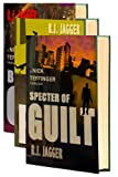 NICK TEFFINGER THRILLERS -  BOX SET 1 (Specter of Guilt, Black Out, Confidential Prey)