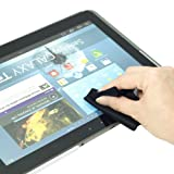 XCSOURCE® 3-IN-1 Fold Stand Cover Case For Samsung Galaxy Tab 2 10.1 P5100 P5110 Black PC322B