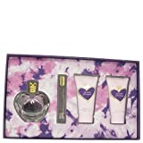 Vera Wang Princess by Vera Wang Gift Set -- 1.7 oz Eau De Toilette Spray + 2.5 oz Body Lotion + 2.5 oz Body Polish + .33 oz Mini EDT Roller Ball Pen /
