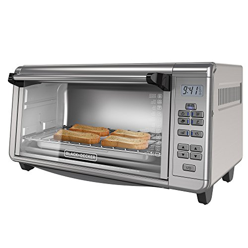 Black And Decker Countertop Convection Oven Parts : Black & Decker BLACK+DECKER TO3290XSD Extra-Wide Toaster Oven ...