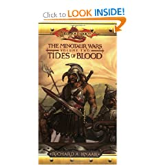 Tides of Blood: The Minotaur Wars, Volume Two (Dragonlance) by richard a. Knaak