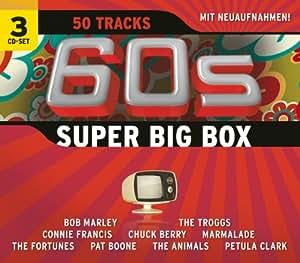Various - 60s Super Big Box - Amazon.com Music