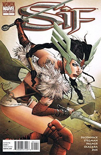 SIF: Women of Marvel One Shot First Printing (Marvel, 2010) by Marvel Comics [並行輸入品]