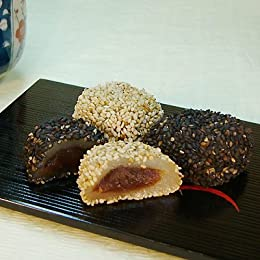 信州 ごま餅 白ゴマ餅 黒ゴマ餅 二種類入り 12個