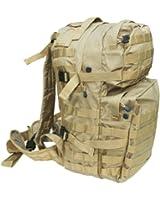 Kombat British Army SAS Tactical Combat Rucksack Bergen Molle Desert 40 Litre L New