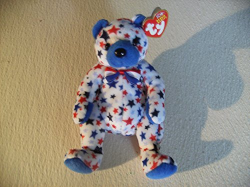 1 X The Beanie Babies Collection Blue the Bear Date of Birth January 17 2003 - 1